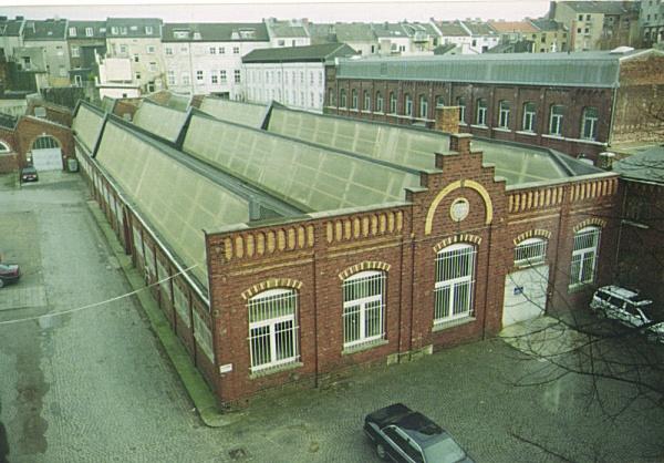 Tuchfabrik Aachen (vormals Süskind und Sternau AG)