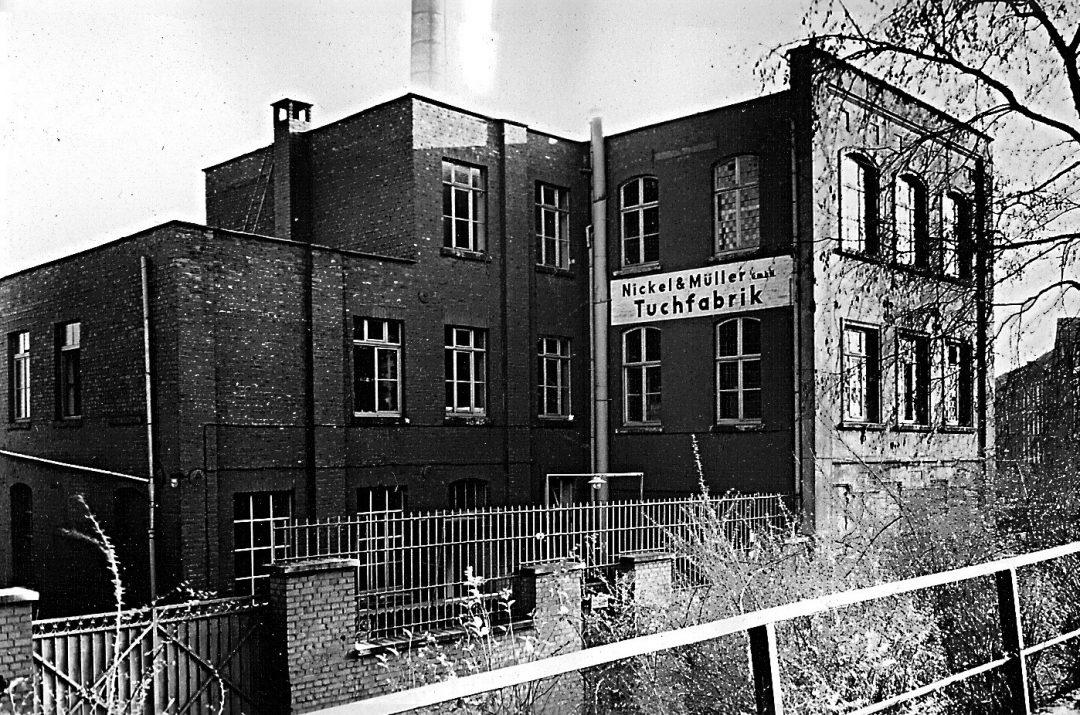 Die Tuchfabrik Nickel & Müller GmbH
