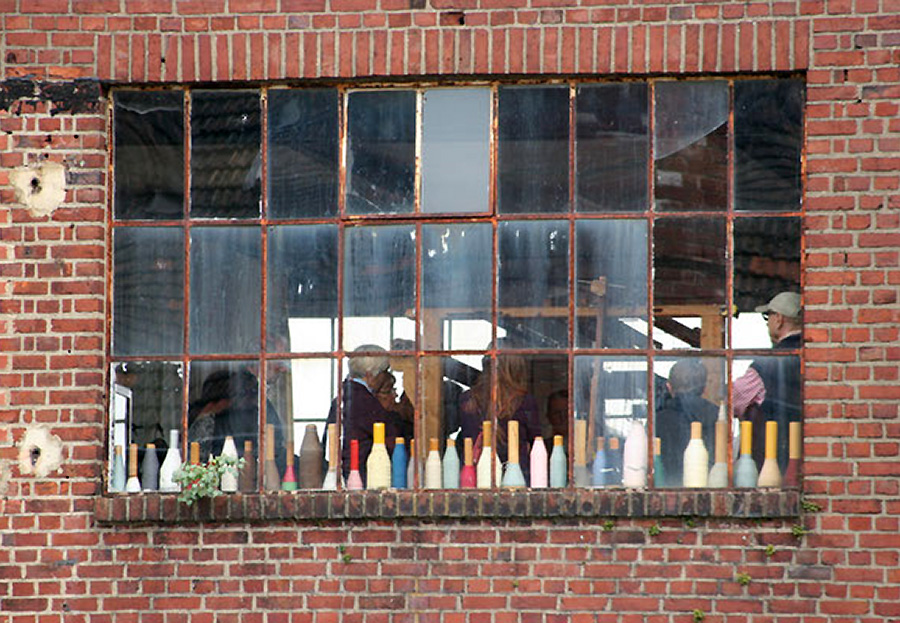 Sommerwerkstatt Handweber am Tag des offenen Denkmals