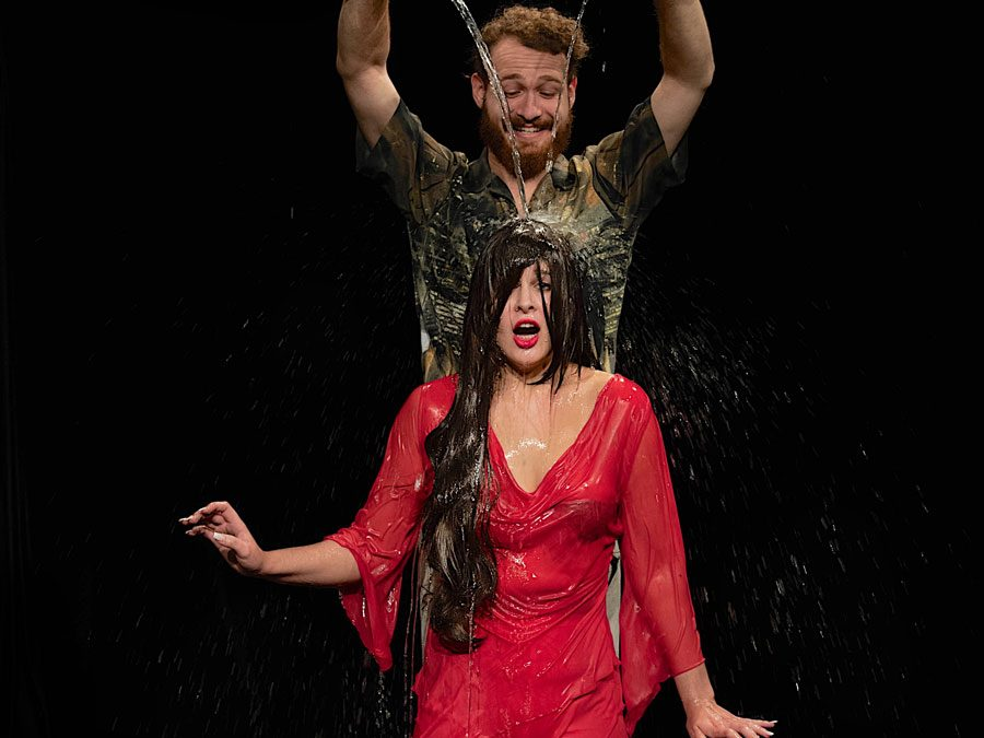 18.8. | Premiere im Theater K. | Yann & Beatrix