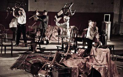 30.8.|1.9. | Theater K.: Rebellion 1830