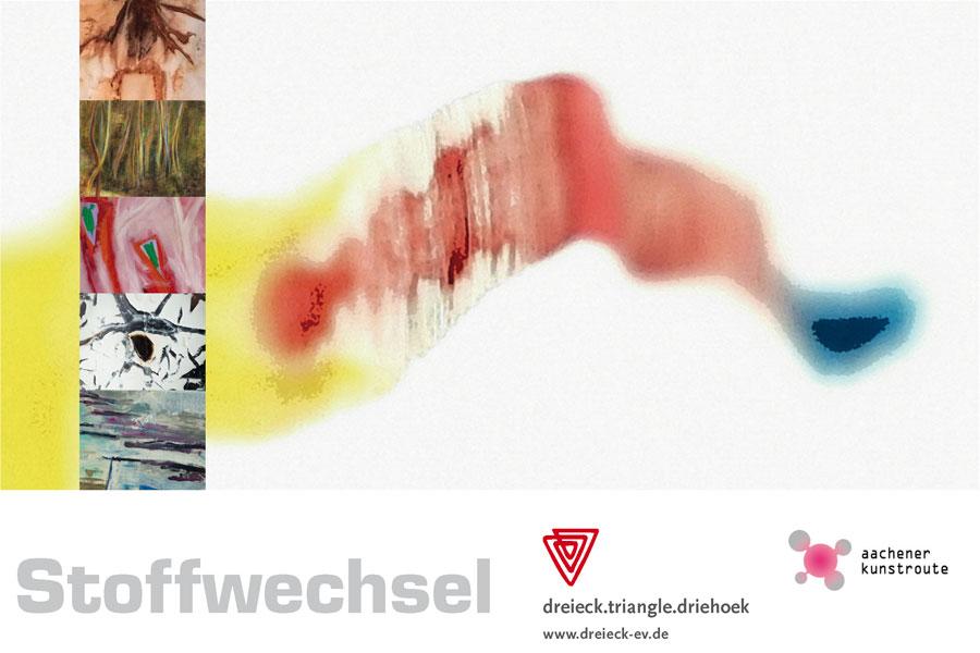 26.-30.9. | Station der Aachener Kunstroute: dreieck.triangle.driehoek