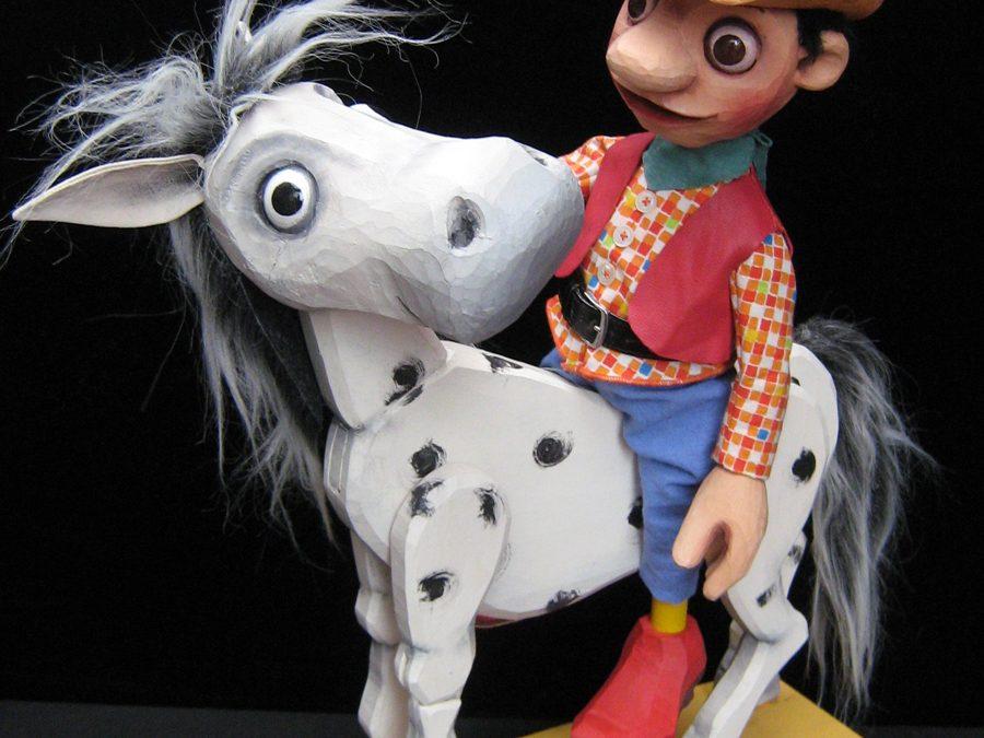 21.10. | Figurentheater | Cowboy Billy und das singende Pony