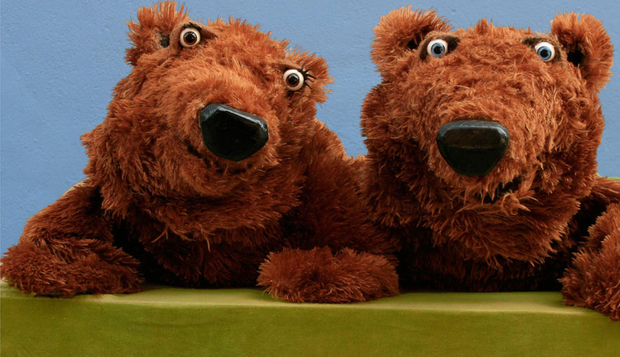 20.10. | Figurentheater | Das Bärenwunder
