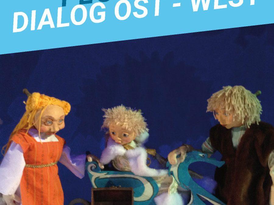 "Oktober-Dezember | Kulturfestival ""Dialog Ost-West"""