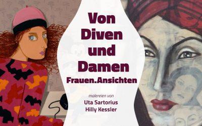 12.-30. Mai | Ausstellung | Von Diven und Damen
