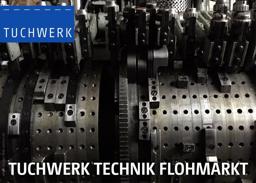 30. Juni | Tuchwerk Technik Flohmarkt