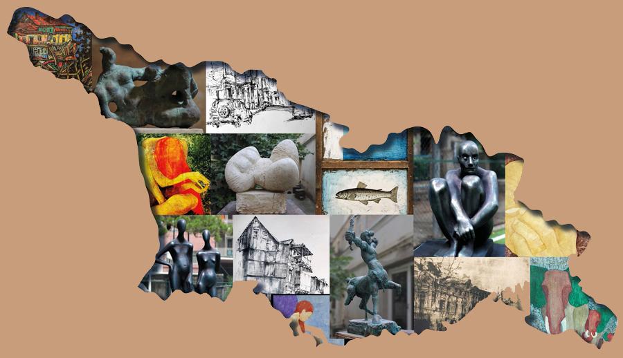 Atelier Pasch | Georgien zu Gast | 15.9.-3.10.2019