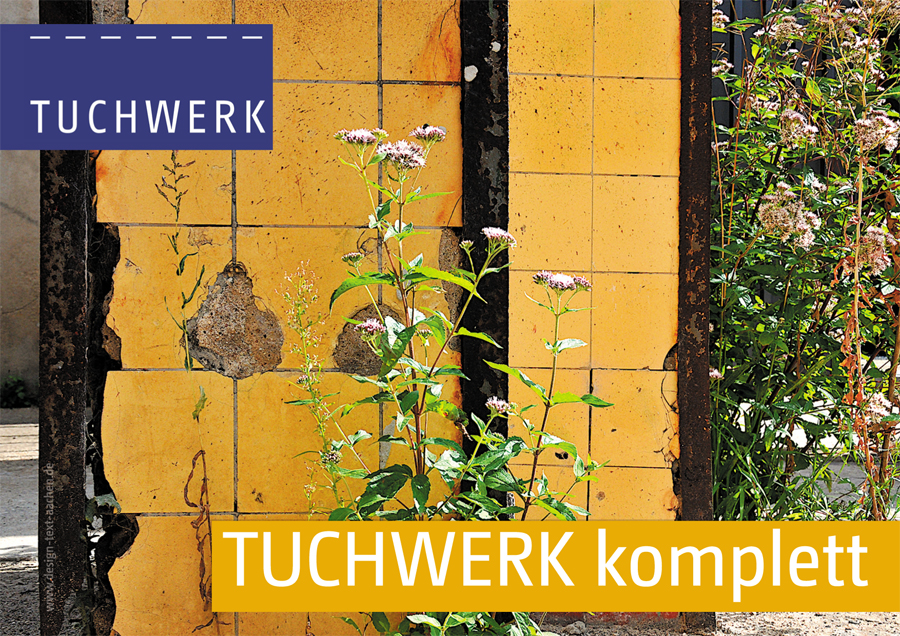 Tuchwerk KOMPLETT