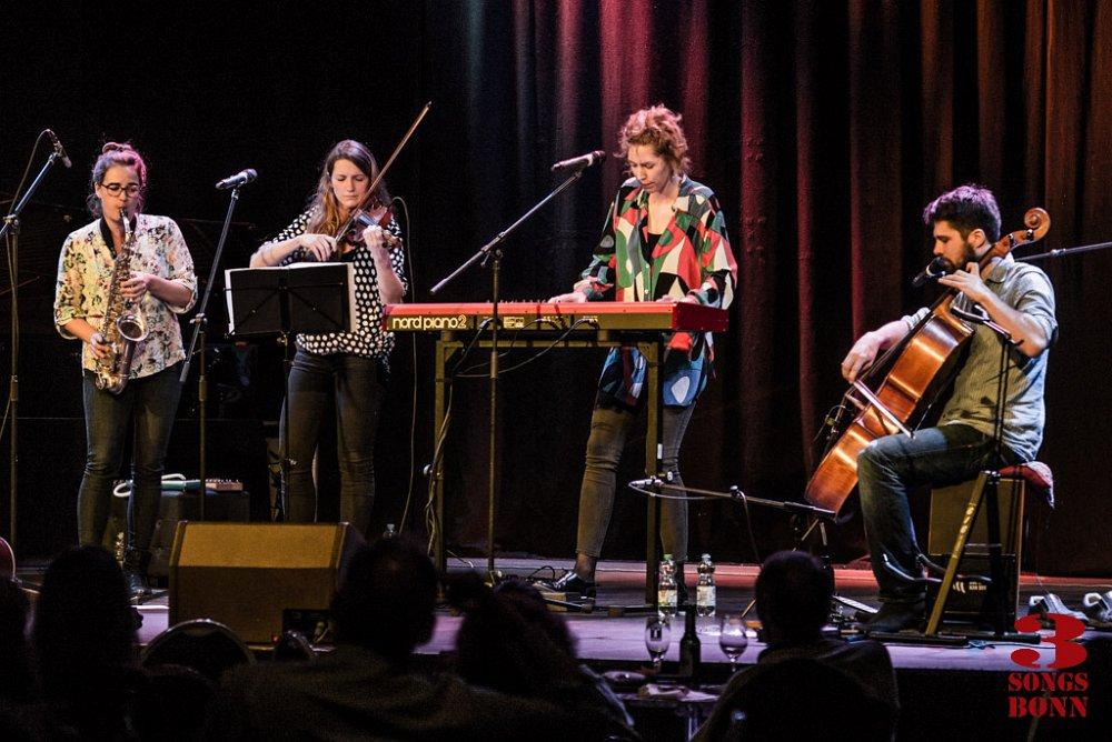 Die kleine Theaterfabrik | Mary & The Poppins  | Konzert
