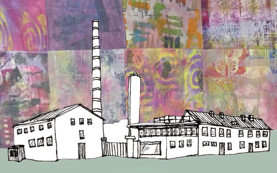 Patchwork  Gilde | 24. Aachener Kunstroute | Textilkunst im Tuchwerk