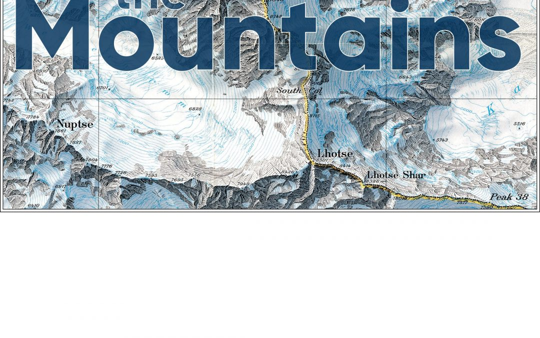 Dutch Mountain Filmfestival |  Mapping the Mountains | Ausstellung